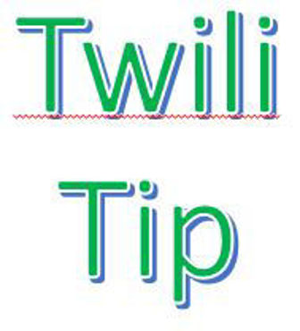 Picture for category Twili Tip