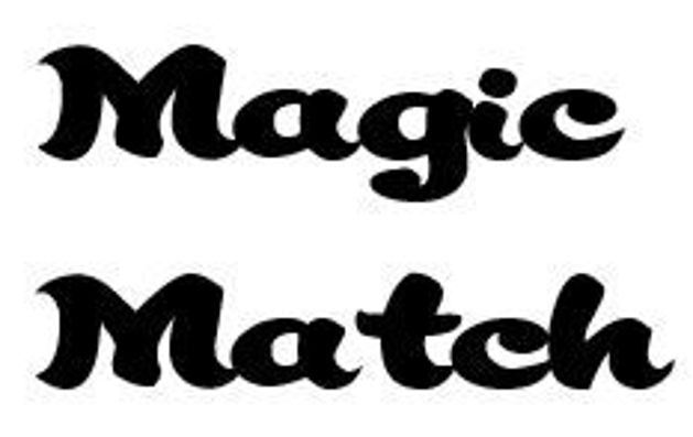 Picture for category Magic Match