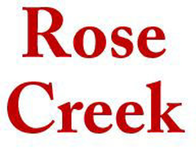 Picture for category Rose Creek