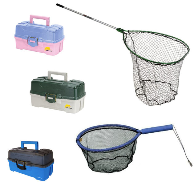 Picture for category NETS AND TACKLE BOXES