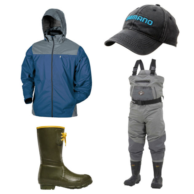 Picture for category CLOTHING: WADERS, FIELDBOOTS, RAINWEAR, GLOVES, HATS