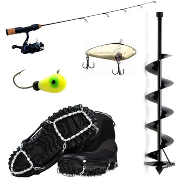 Picture for category ICEFISHING--LURES, COMBOS, ACCESSORIES