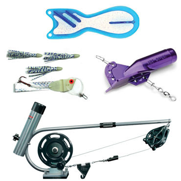 Picture for category TROLLING--DOWNRIGGER, RODHOLDER, ELECTRONICS, ACCESSORIES